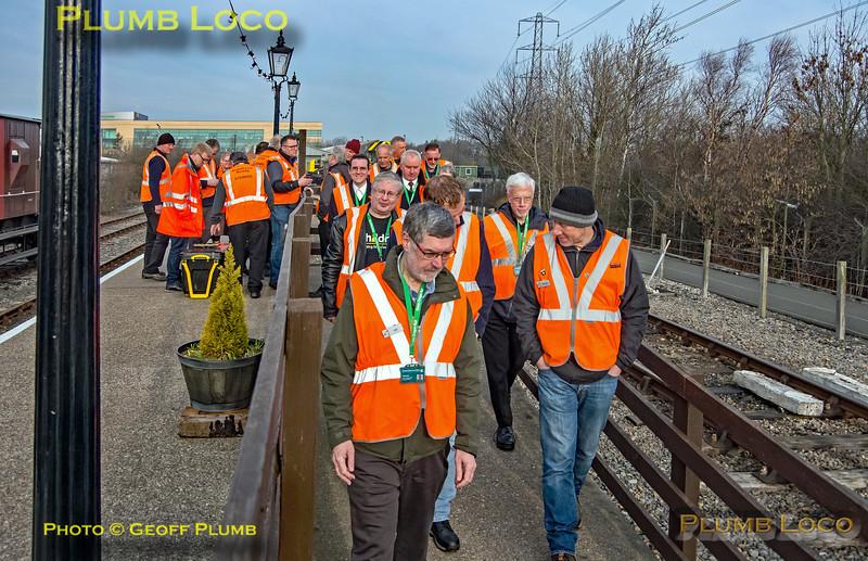BLS Training, Middle Engine Lane, 23rd February 2019