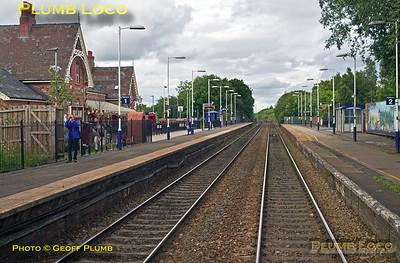PoV 170 306, Turbo Prop Tracker, Irlam Station, 2nd July 2016
