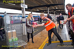 BLS Tyne& Tees Tracker, Train Stocking, York, 15th November 2015