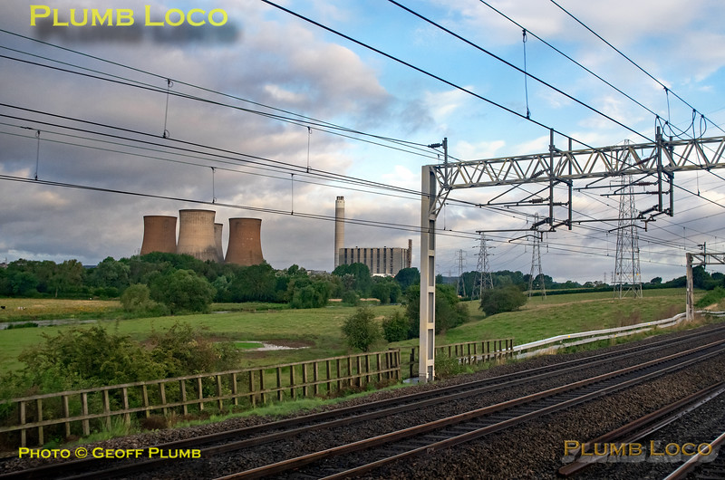 """BLS """"Type 3 to the Sea"""", PoV 37669, Rugeley Power Station, 10th August 2019"""