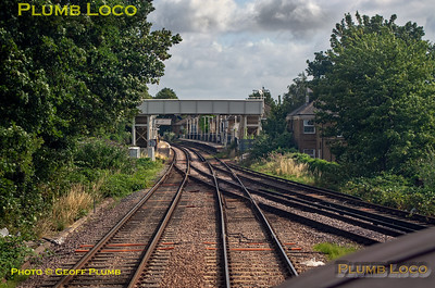 """BLS """"Type 3 to the Sea"""", PoV 37669, South Acton Junction, 10th August 2019"""