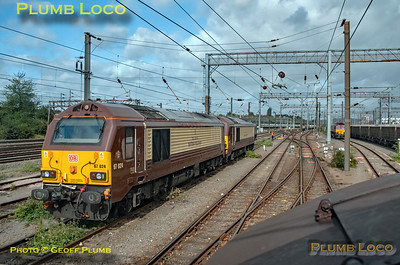 """BLS """"Type 3 to the Sea"""", PoV 37669, Pullman 67s, Wembley Yard, 10th August 2019"""
