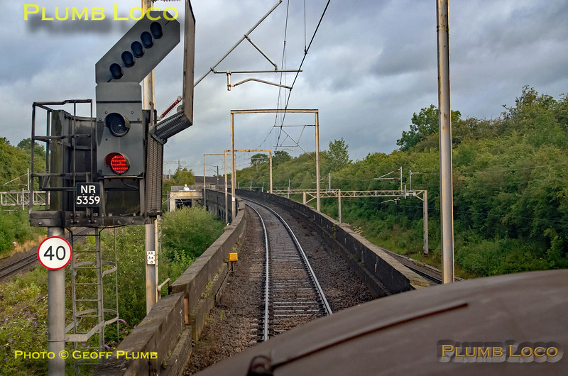 """BLS """"Type 3 to the Sea"""", PoV 37669, Rugby Signal NR5359, 10th August 2019"""