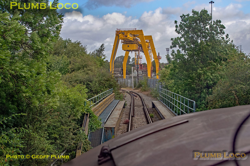 """BLS """"Type 3 to the Sea"""", PoV 37669, Up & Down Acton Branch, 10th August 2019"""