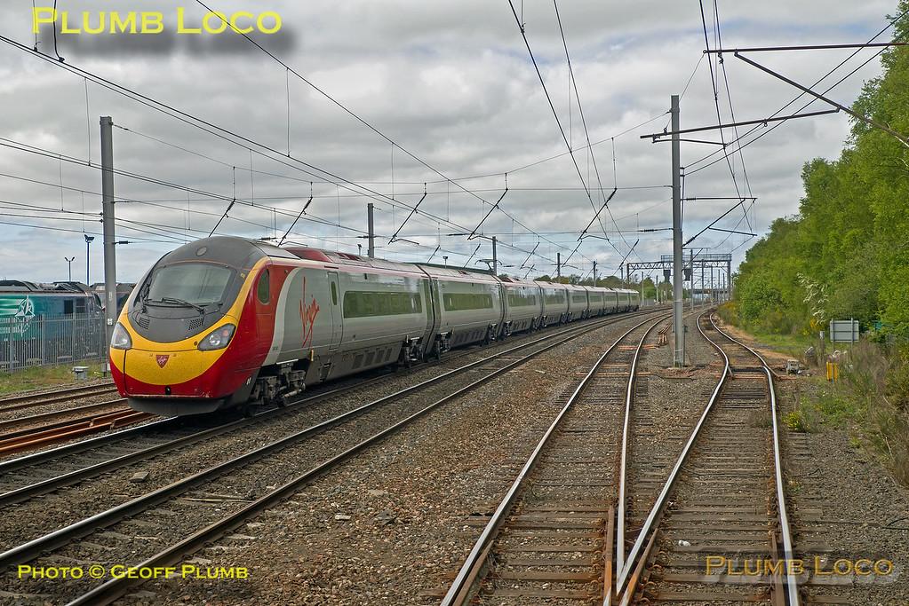 """PoV 185 108, BLS """"Vallum Hadriani"""", Kingmoor UPL & 390 043, 7th May 2017"""