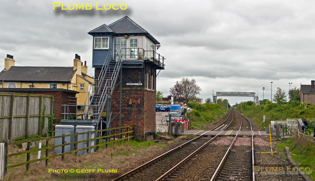 "PoV 185 108, BLS ""Vallum Hadriani"", Norton-on-Tees Signal Box, 1Z17, 7th May 2017"