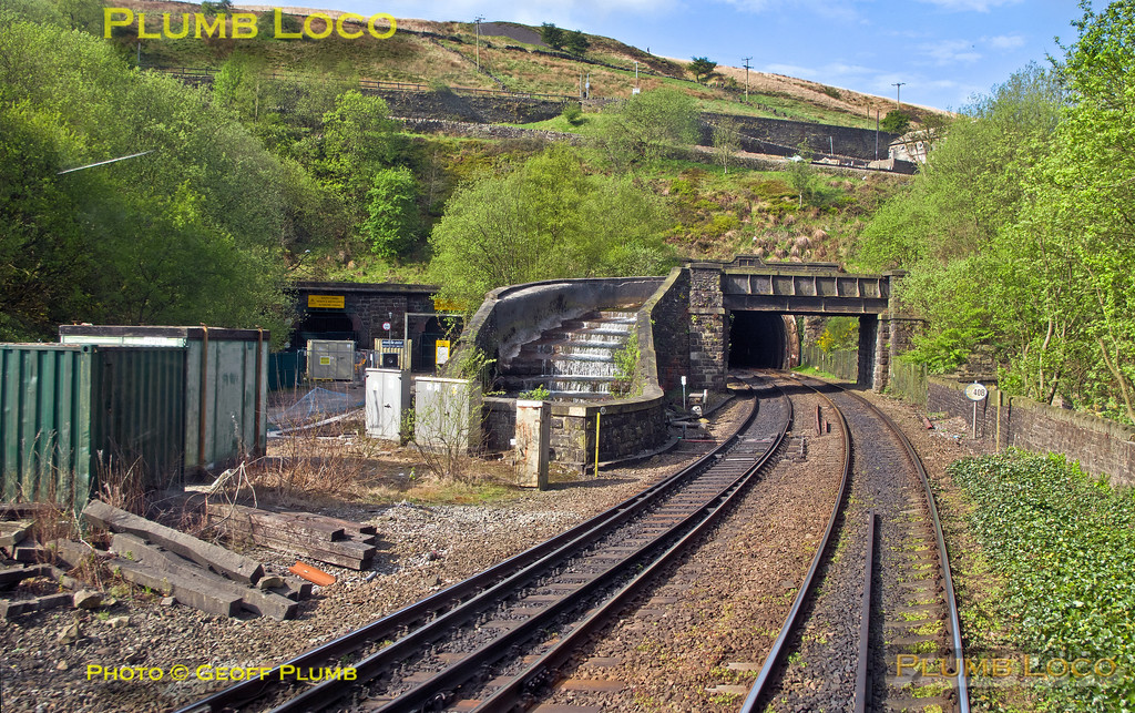 "PoV 185 108, BLS ""Vallum Hadriani"", Standedge Tunnel, 1Z17, 7th May 2017"