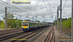 "PoV 185 108, BLS ""Vallum Hadriani"", Kingmoor UPL & 185 115, 7th May 2017"