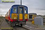"455 732, BLS ""Vossloh Voyager"", Wimbledon Park Depot, 1Z45, 14th January 2017"