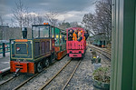 "BLS Woodhorn, No. 2 & ""Ellie"", Museum Halt, 23rd February 2019"