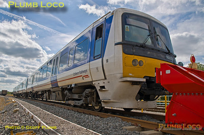 165 029, Wycombe Wanderer, Oxford Banbury Road, East End, 13th August 2016
