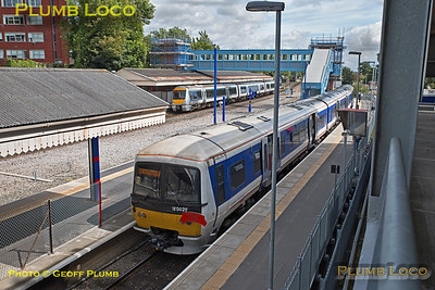 165 029, Wycombe Wanderer, High Wycombe, 13th August 2016