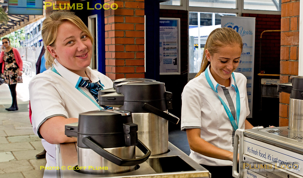 Chiltern Catering Crew, Wycombe Wanderer, High Wycombe, 13th August 2016