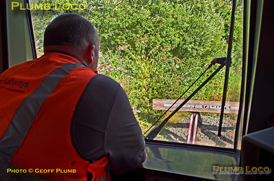 PoV 165 029, Wycombe Wanderer, Bicester North Engineers' Siding, 13th August 2016