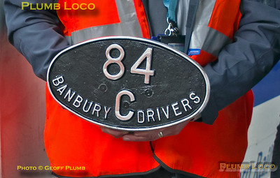 """BLS """"Wycombe Wanderer"""" tour, Banbury Drivers Headboard, 13th August 2016"""