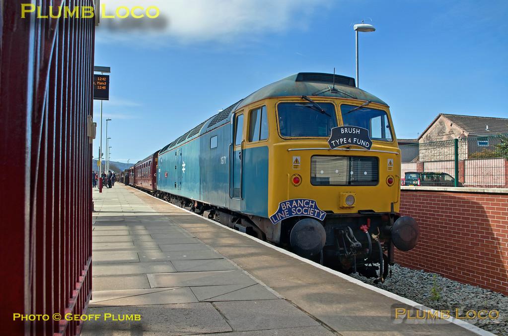 47270, Llandudno Platform 3, 1Z27, 22nd April 2017