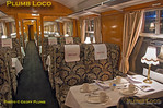 "Interior First Class Coach, BLS ""YTGC"", Carnforth, 22nd April 2017"