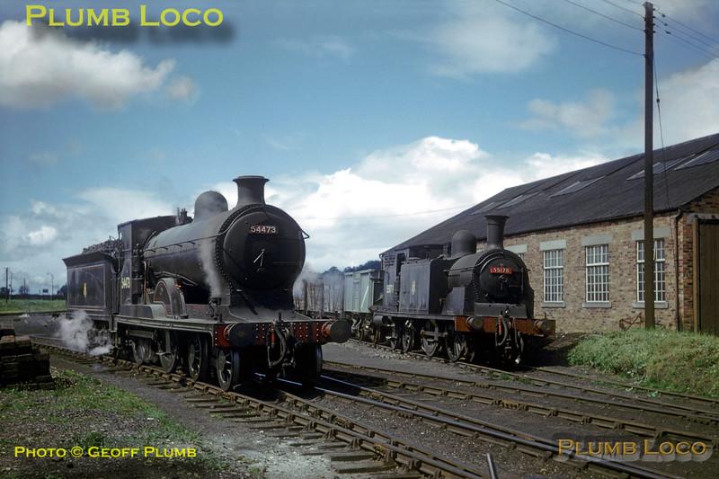 54473 & 55178, Forres, 1958