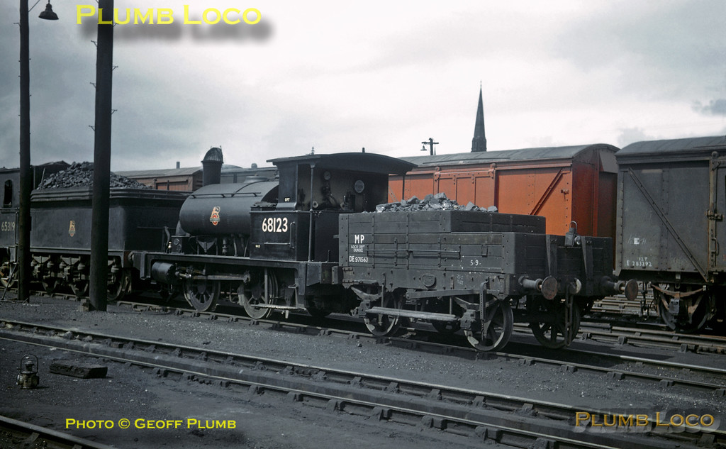 68123, Dundee MPD, Summer 1958