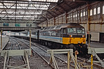 "47715 ""Haymarket"", Edinburgh Waverley, 27th July 1989"