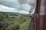 60007, Waverley Route near Penton, 26th September 1964