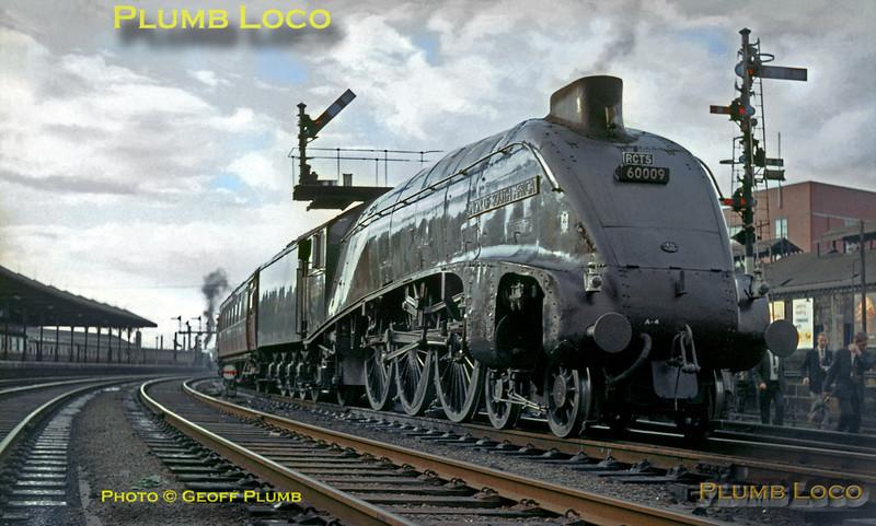 60009, Kilmarnock, 26th September 1964