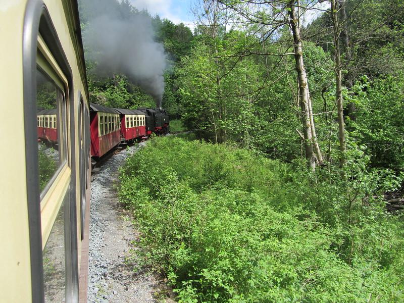 Trans-Harz Railway