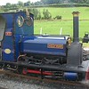 HE 779 No.3 Holy War - Bala Lake Railway - 28 August 2016