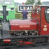 HE 822 Maid Marian - Bala Lake Railway - 28 August 2016