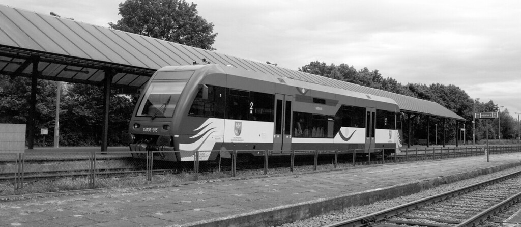 Braniewo border railway station