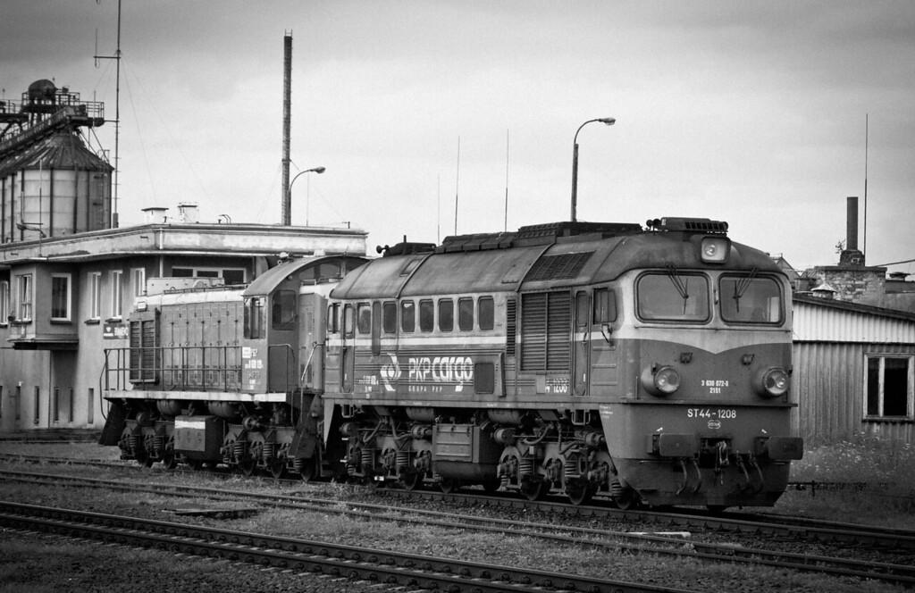 Braniewo depot and marshalling yard