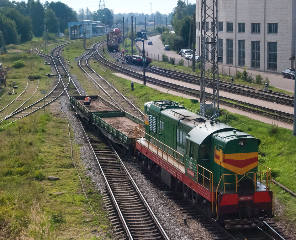 ChM33 3353 at Daugmale