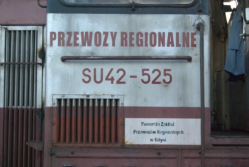 SU42-525 detail
