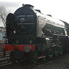 60532 Blue Peter - Barrow Hill - 9 February 2014