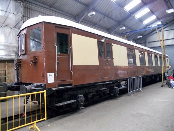 288 'Car No 88' EMU DMBPT - Barrow Hill