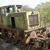 AB 594 - Market Bosworth, Battlefield Line - 11 April 2014