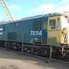 73114 - Shackerstone, Battlefield Line - 11 April 2014