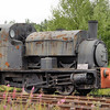 Malleable No5 SDSI 0-4-0ST Beamish Open Air Museum