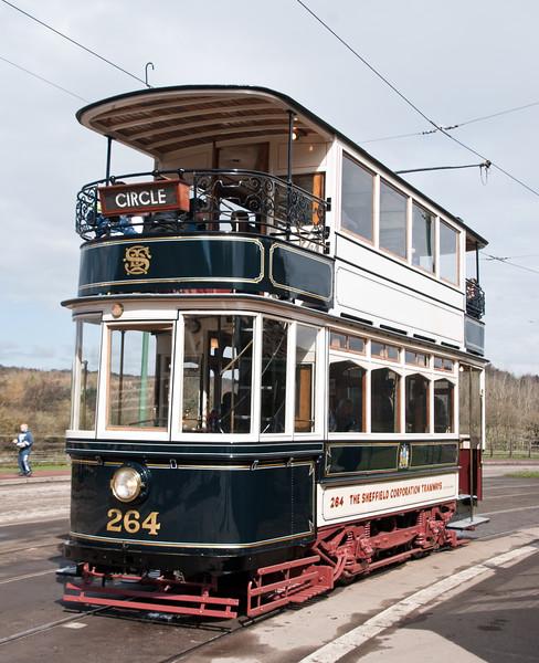 Sheffield Corporation Tramways
