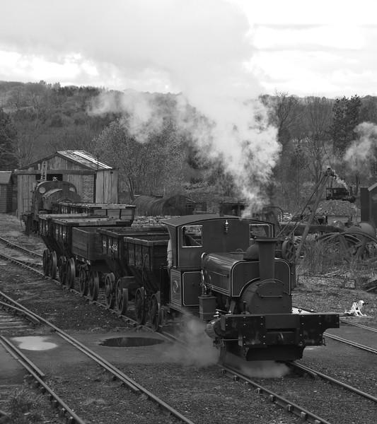 Colliery train