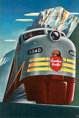 Beautyful Freaking trains