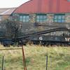 Willetts GWR Hand Crane - Big Pit Minning Museum, Blaenavon - 16 October 2011