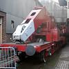ADB139 Cowans Sheldon Crane - Birmingham Railway Museum, Tyseley - 23 October 2011