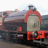 P 2004 No.1 - Birmingham Railway Museum, Tyseley - 23 October 2011