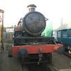 4110 - Birmingham Railway Museum, Tyseley - 23 October 2011