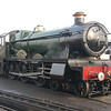 4965 Rood Ashton Hall - Birmingham Railway Museum, Tyseley - 23 October 2011