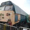 50021 Rodney - Birmingham Railway Museum, Tyseley - 23 October 2011