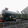 5043 Earl of Mount Edgcumbe - Birmingham Railway Museum, Tyseley - 23 October 2011