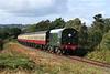 D8059 11:15 Bridgnorth to Kidderminster at Rifle Range Heath 04/10/12.