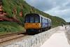 142063 11:20 Exmouth to Paignton at Dawlish 19/7/2008.